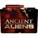 128x128px size png icon of Documentaries Ancient Aliens 1