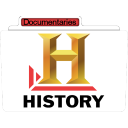 128x128px size png icon of Documentaries History