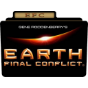 128x128px size png icon of Earth Final Conflict
