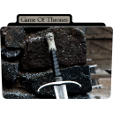 128x128px size png icon of Game of Thrones 8