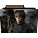 128x128px size png icon of Game of Thrones