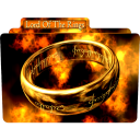 128x128px size png icon of Lord Of The Rings 1