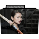 Samurai Girl Icon