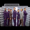 128x128px size png icon of Star Trek Enterprise 3