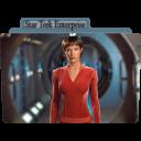 128x128px size png icon of Star Trek Enterprise 4