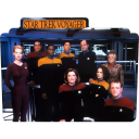 128x128px size png icon of Star Trek Voyager 1