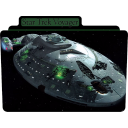 128x128px size png icon of Star Trek Voyager 4