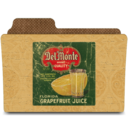 128x128px size png icon of del monte grapefruit jus