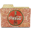 128x128px size png icon of drink coca cola