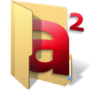 128x128px size png icon of asquared