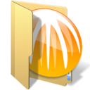 128x128px size png icon of bitcomet