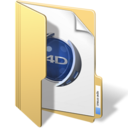 128x128px size png icon of cinema4d