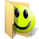 128x128px size png icon of emoticons
