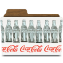 128x128px size png icon of warhol coca cola