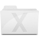 128x128px size png icon of SystemFolderIcon White