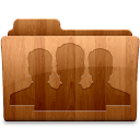 128x128px size png icon of Glossy Group