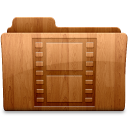 128x128px size png icon of Glossy Movies