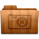 128x128px size png icon of Glossy Pictures