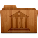 128x128px size png icon of Matte Library
