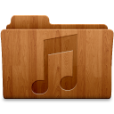 128x128px size png icon of Matte Music