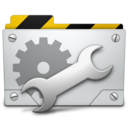 128x128px size png icon of Develop