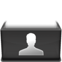 128x128px size png icon of Account  Kopie