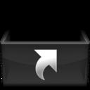128x128px size png icon of Alias  Kopie