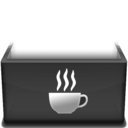 128x128px size png icon of Cafe Kopie