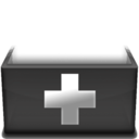 128x128px size png icon of Cross  Kopie