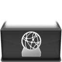 128x128px size png icon of FileServer  Kopie