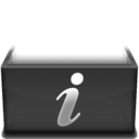 128x128px size png icon of Infomation  Kopie