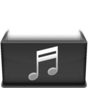 128x128px size png icon of Music  Kopie