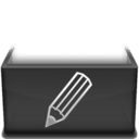 128x128px size png icon of Pencil  Kopie