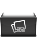 128x128px size png icon of Photo  Kopie