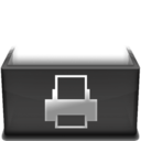 128x128px size png icon of Printer  Kopie