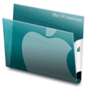 128x128px size png icon of System Apple