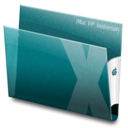 128x128px size png icon of System X