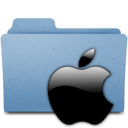 128x128px size png icon of apple2