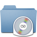 128x128px size png icon of cso