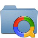 128x128px size png icon of flipmac
