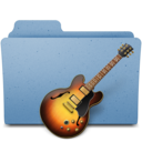 128x128px size png icon of garagebandpsd