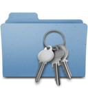 128x128px size png icon of keys