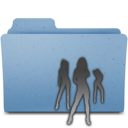 128x128px size png icon of porn