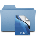 psdfolder Icon