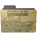 128x128px size png icon of minimal Greendale