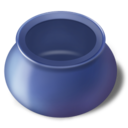 128x128px size png icon of Sugar bowl empty