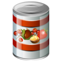 128x128px size png icon of Canned food