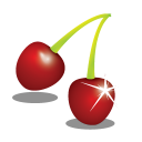 128x128px size png icon of Cherry