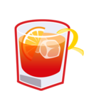 128x128px size png icon of Americano