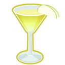 128x128px size png icon of Apple Martini